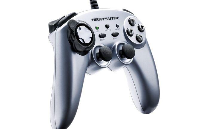 Новый джойстик для PS3
