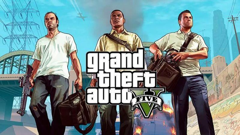 Grand Theft Auto V переход в реальность