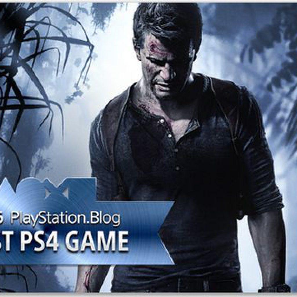 лучшие игры 2016 года по версии пользователей PlayStation 4 и PlayStation Vita