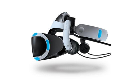 Наушники для PlayStation VR