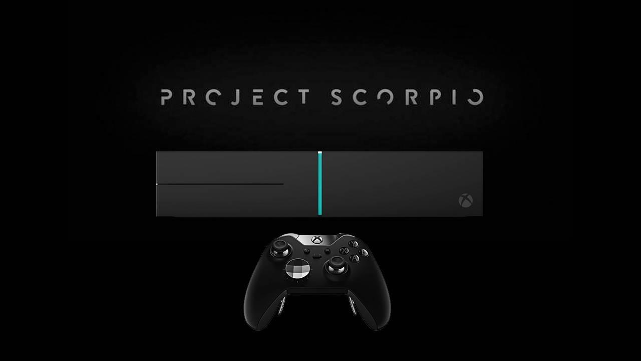 Преимущества лдля игроков с fullhd телевизорами от project scorpio