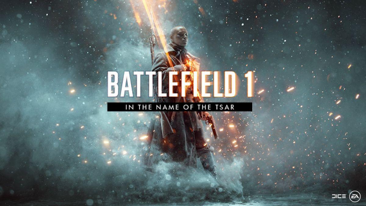 В дополнении «Во имя царя» для Battlefield 1 добавят женских персонажей