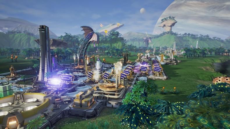 Aven Colony «оптимизируют» для консолей