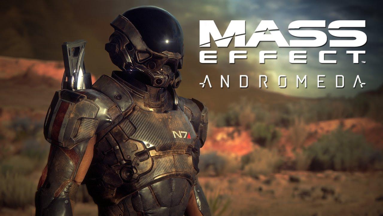 Mass Effect Andromeda — первые 10 часов бесплатно