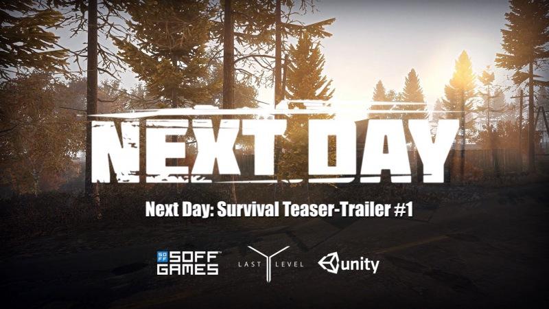Next Day вышла в раннем доступе Steam