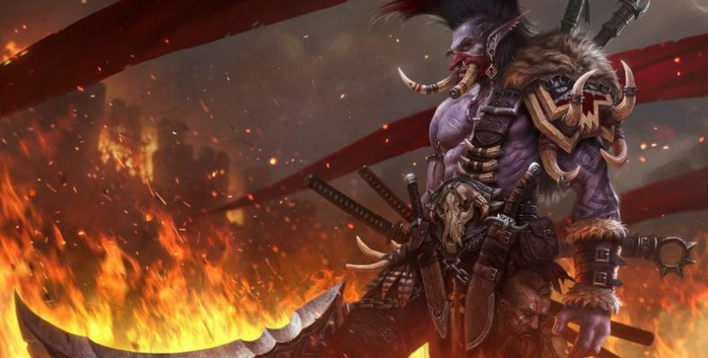 Трамп может убрать вождя троллей из World of Warcraft
