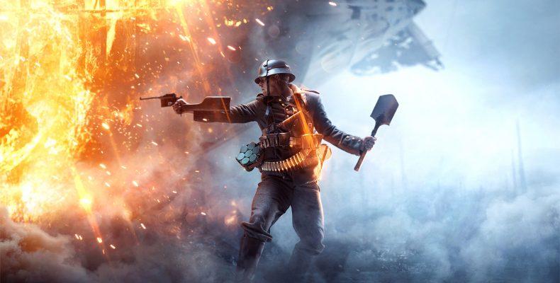 Battlefiled 1 на Xbox One бесплатно