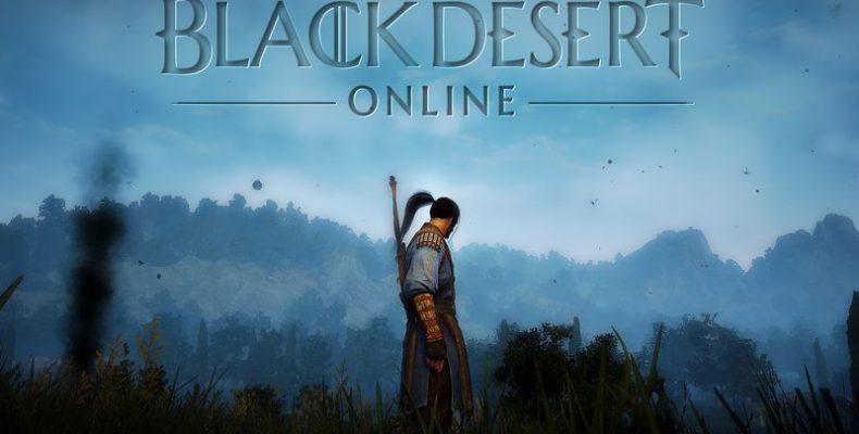 Black Desert на play station 4 и Xbox One