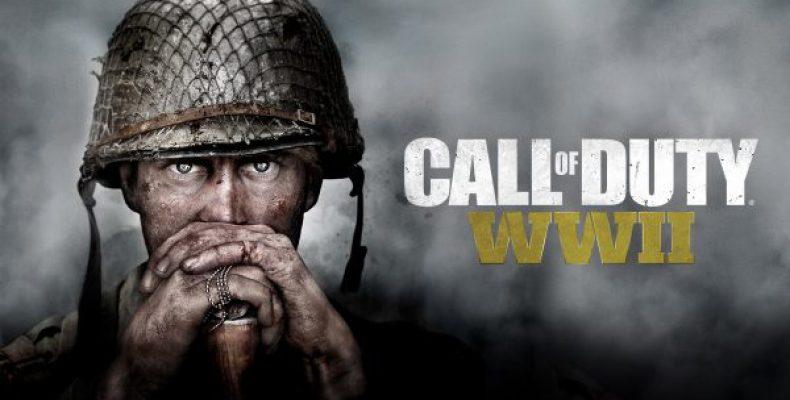 Бета Call of Duty: WWII начнется 25 августа на PS4