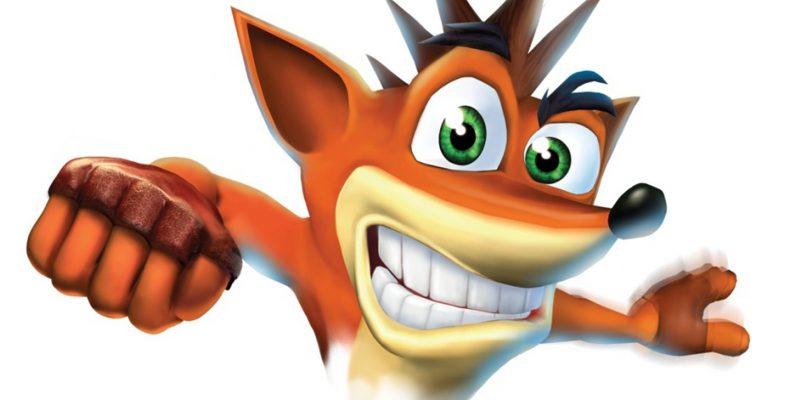 Crash Bandicoot на ps4
