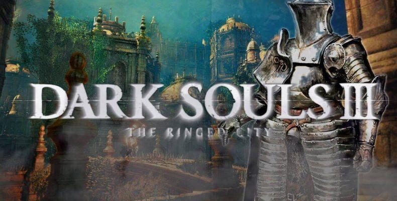 Трейлер Dark Souls III: The Ringed City на PS4