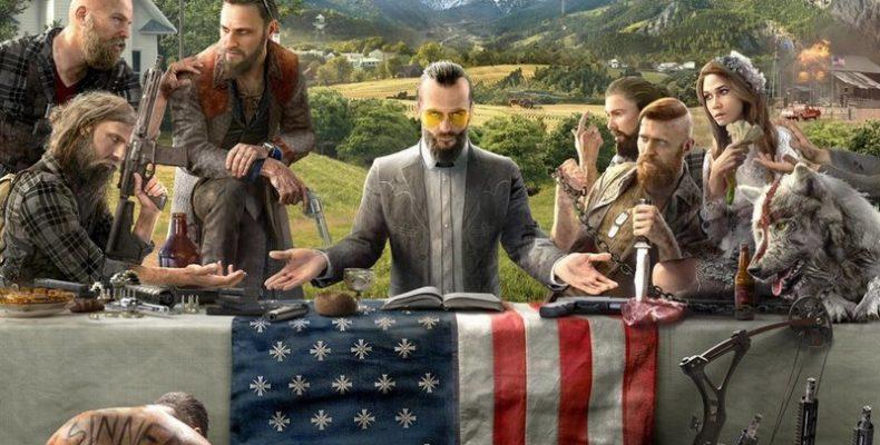 Четыре новых трейлера и дата выхода Far Cry 5