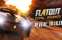 Новый трейлер FlatOut 4: Total Insanity