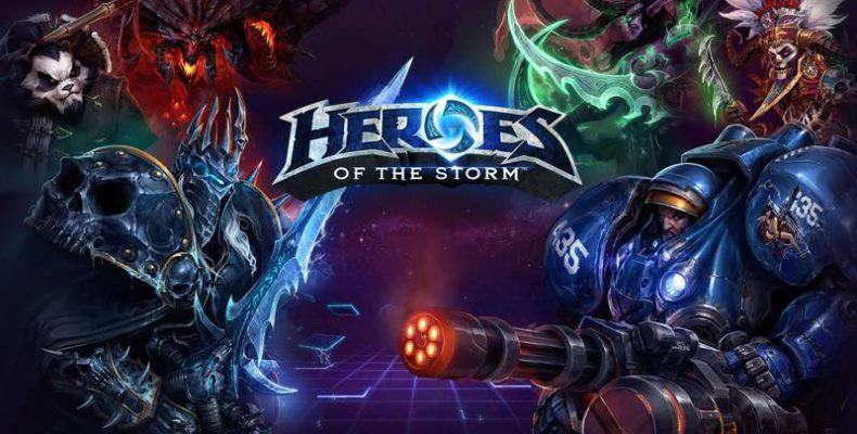 Heroes of the Storm получила обновление 2.0