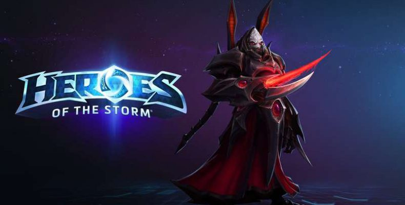 В Heroes of the Storm появится Пробиус