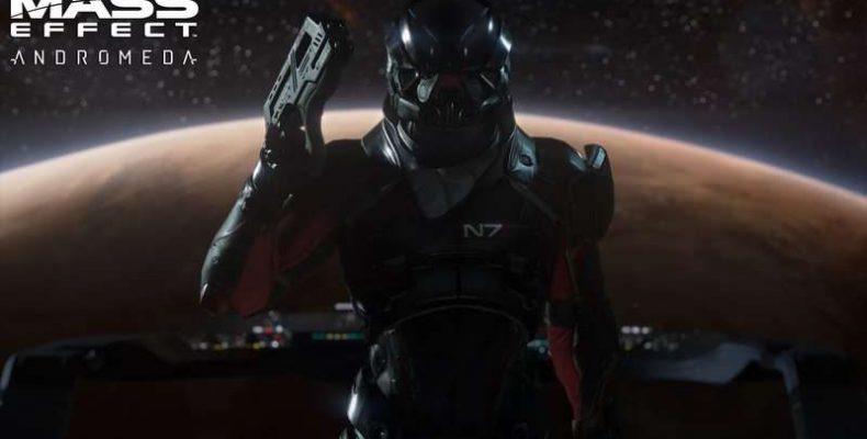 Графика Mass Effect: Andromeda на PC, PS4 Pro и Xbox One — разницы почти не видно