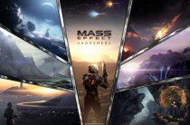 Приложение компаньон для Mass Effect: Andromeda