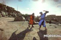 Средневековый многопользовательский экшен Mordhau на Kickstarter