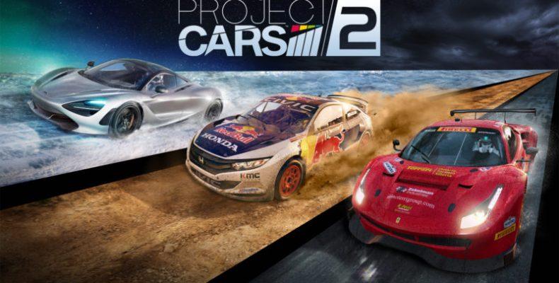 Project CARS 2 — трейлер к выходу игры