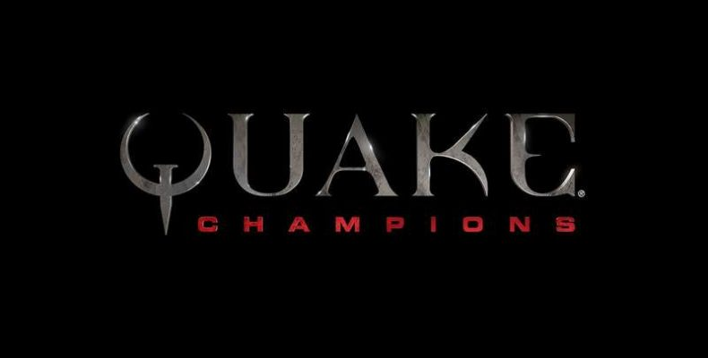 Nyx из Quake Champions