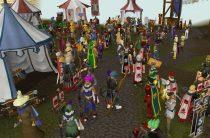 Браузерная MMORPG RuneScape доберется до мобильных платформ
