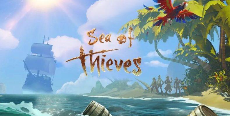 Морские сражения в новом геймплейном ролике игры Sea of Thieves