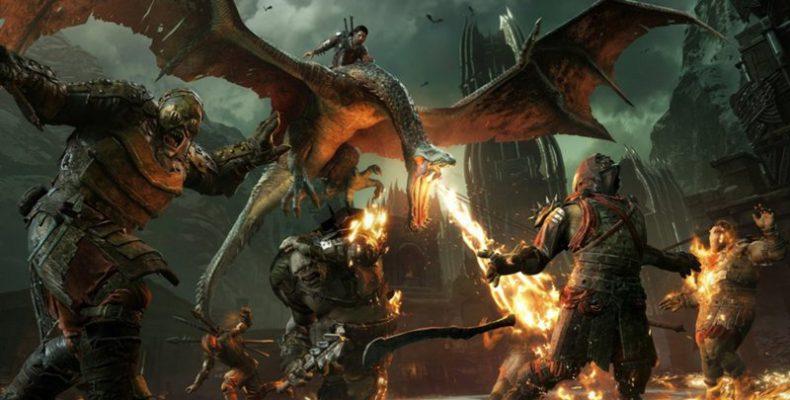 Разработчики показали систему оружия и экипировки в Middle-earth: Shadow of War