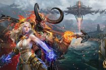 Skyforge вышла на PS4