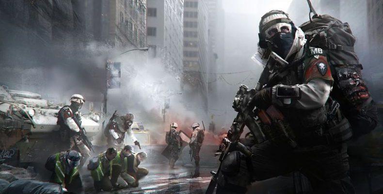 Tom Clancy's The Division геймплей видео, компания