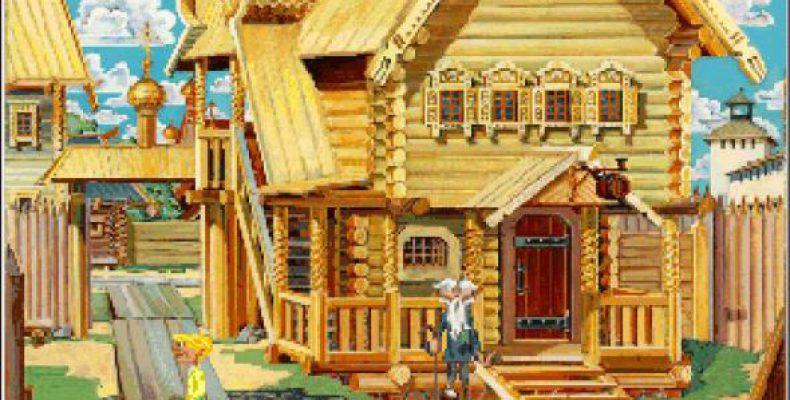 Прохождение игры Tsarevna: A Medieval Russia Quest
