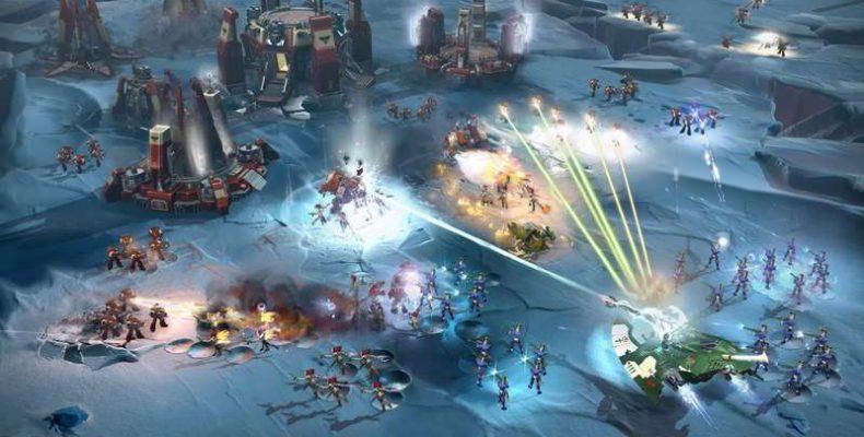 Прием заявок на ЗБТ Warhammer 40,000: Dawn of War 3