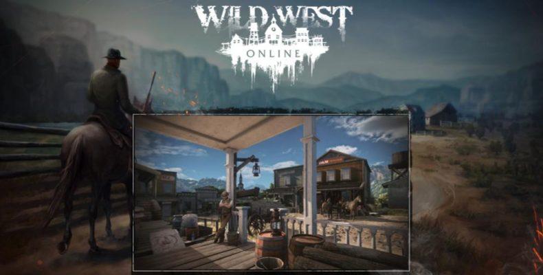 Первый геймплей Wild West Online
