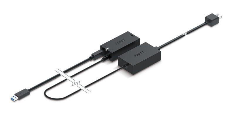 Microsoft больше не выдает бесплатные адаптеры для подключения kinect к xbox one s