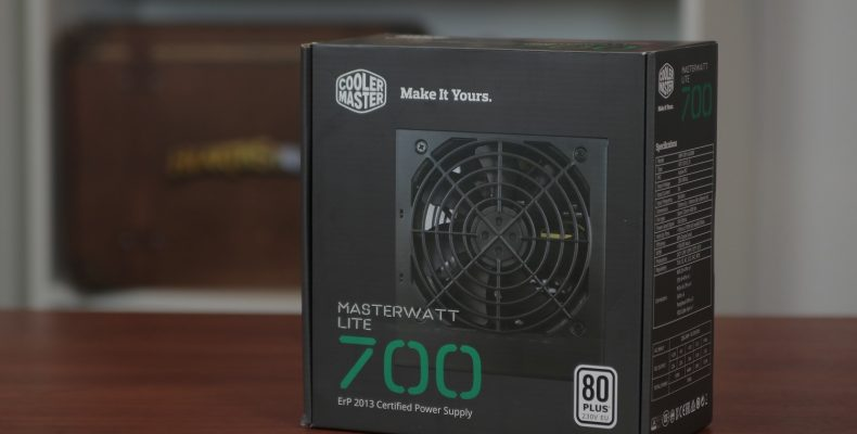Обзор Cooler Master MasterWatt Lite 700w
