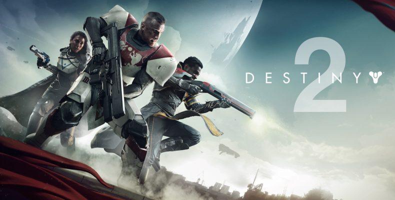 Destiny 2 вышла на консолях