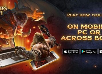 Crusaders of Light вышла на PC и Android