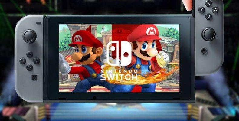 Ubisoft выпустила первую игру для Nintendo Switch