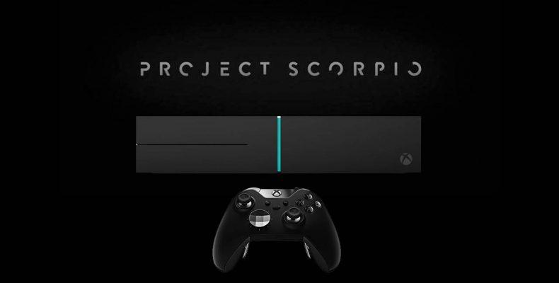Project Scorpio на E3 2017