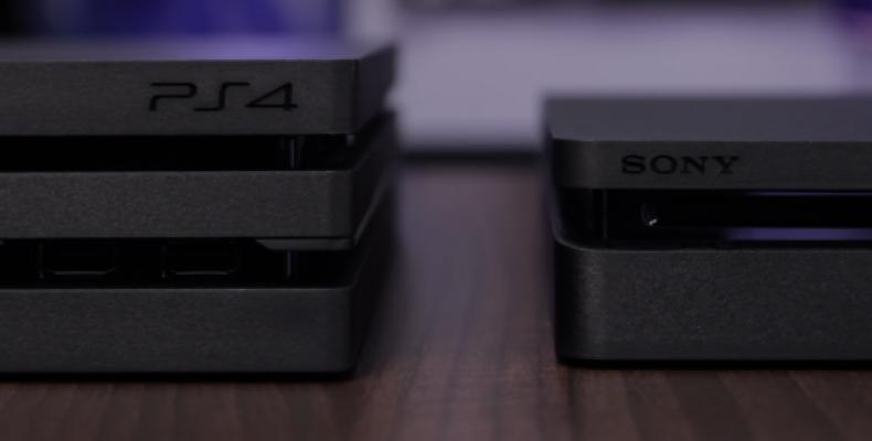 Более тонкая PS4 вероятно появится в этом году