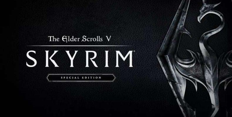 Skyrim Special Edition: легендарная игра возвращается