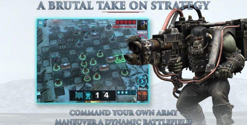 Warhammer 40,000: Regicide